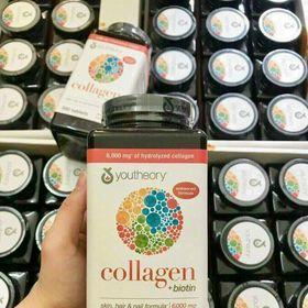 Viên uống Collagen youtheory 390v giá sỉ