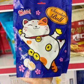 Kẹo viên socola mèo bao ngon giá sỉ