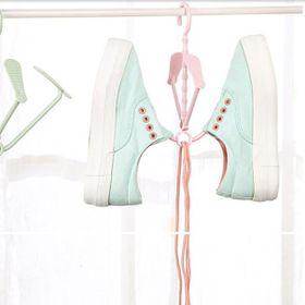 Móc treo phơi giày thông minh xoay 360 độ tiện dụng giá sỉ