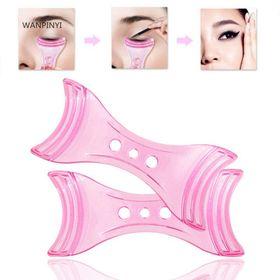 Dụng cụ kẻ mắt eyeliner hỗ trợ chải mascara, kẻ mí mắt giá sỉ