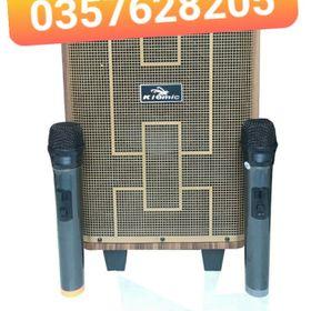 Loa kéo karaoke bluetooth kiomic k89