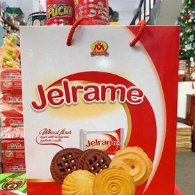 Bánh quy bơ LUXURY - JELRAME về hàng giá sỉ