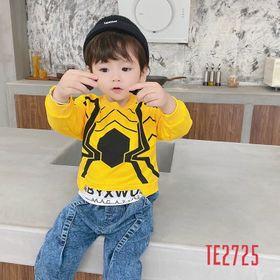 Bộ bé trai cao cấp phong cách Hàn TE2725 giá sỉ