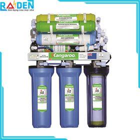 Máy lọc nước RO Kangaroo KG109A với 9 cấp lọc, tạo điện giải cho nước (Không có vỏ) giá sỉ