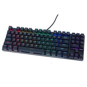 Bàn phím cơ gaming Gnet K89 led RGB giá sỉ