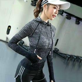 Áo khoác Tập GYM Quảng Châu trám navy có túi 4 màu giá sỉ