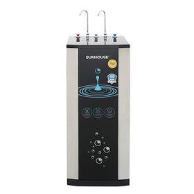 Máy lọc nước DIỆT KHUẨN CAO CẤP R.O nóng lạnh 10 lõi SUNHOUSE SHR76210CK - giá sỉ