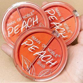Má hồng 2 ngăn Đào Iman Of Noble Peach giá sỉ