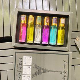 Set nước hoa tháp 6 chai giá sỉ