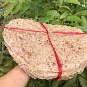 Bánh Tráng dừa giá sỉ