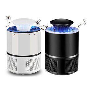 Đèn Bắt Muỗi Côn Trùng Thông Minh Thế Hệ Mới Sử Dụng Đèn LED và Đầu Cắm USB An Toàn, Tiện Dụng giá sỉ