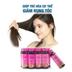 Nước đông trùng hạ thảo Hector collagen - Trẻ hóa nhanh, giảm nám, sáng da, cải thiện nội tiết tố, giảm rụng tóc giá sỉ