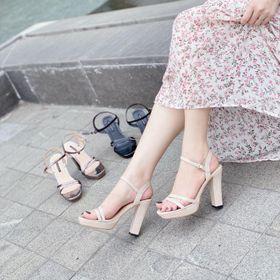 Sandal đế đúp 12p - HADU G1017 giá sỉ