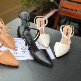 Giày cao gót LIZA - HADU G762 giá sỉ