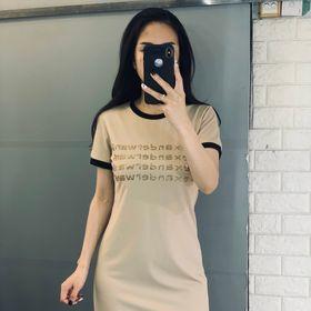 Đầm ôm cotton cao cấp giá sỉ