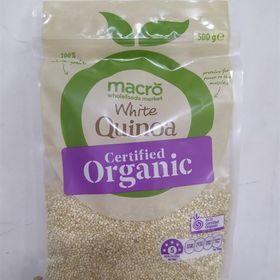 Hạt diêm mạch hữu cơ Macro White Quinoa Organic 500g - Úc giá sỉ