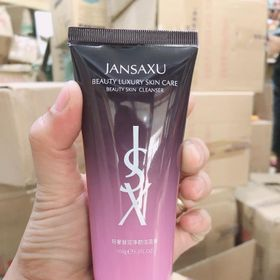 Sữa rửa mặt trắng da Jansaxu giá sỉ