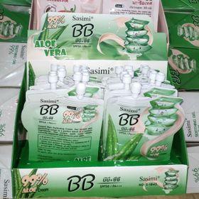 Kem lót BB và CC cà chua collagen Smooto Thái Lan dạng gói (1 hộp 24 gói) giá sỉ