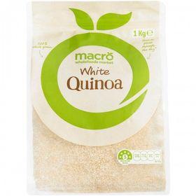 Hạt diêm mạch trắng hữu cơ Macro White Quinoa Organic 1KG - Úc giá sỉ