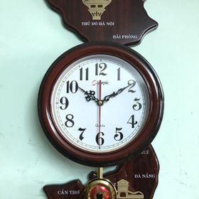Đồng hồ bản đồ