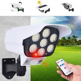 Đèn cảm ứng chống trộm giống camera Mã 877 giá sỉ