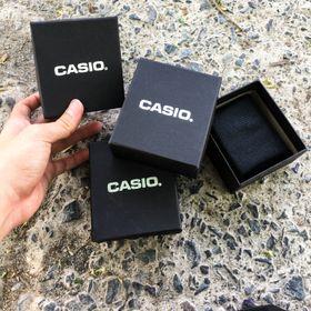 Hộp đồng hồ màu đen giấy cứng