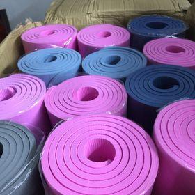 Thảm tập Yoga 8mm 1 lớp giá sỉ