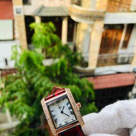 Đồng hồ thời trang nữ GC chữ nhật giá sỉ