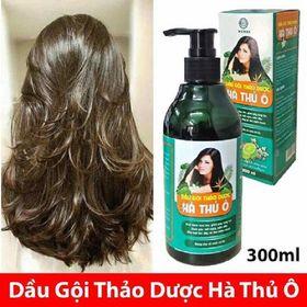 Dầu gội thảo dược kích thích mọc tóc hà thủ ô 300ml giá sỉ