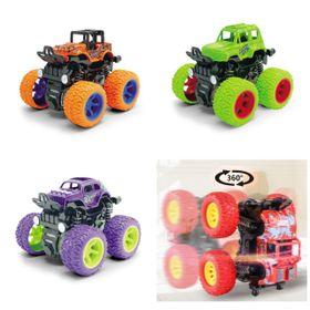 Xe ô tô đồ chơi quán tính chạy đà- Xe đại hình