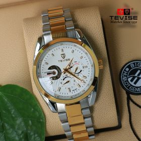 Đồng hồ cơ tevise bán chạy giá sỉ giá tốt M173 giá sỉ