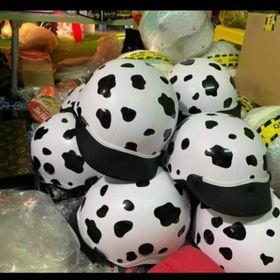 Nón bảo hiểm sữa bò giá sỉ