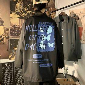 Áo khoác dù in đẹp form to vải đẹp, giá sỉ giá sỉ