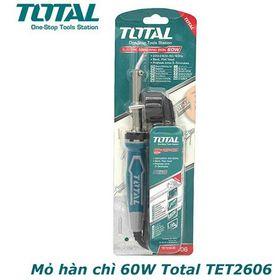 Mỏ hàn chì (50/T) Total TET2606 giá sỉ