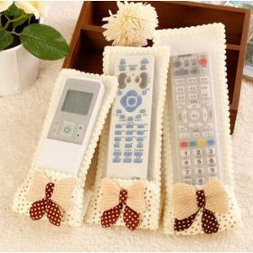 Combo 3 túi bọc remote bằng vải giá sỉ
