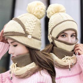 Set mũ khăn nữ cao cấp giá sỉ