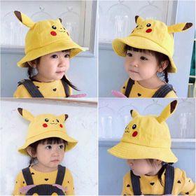 Mũ trẻ em Pikachu giá sỉ