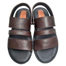 Giày Sandal Quai Ngang Da Bò TIẾN CÔNG Thời Trang TCF1060 giá sỉ