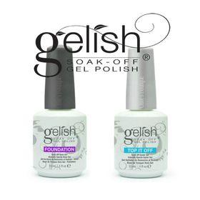 Sơn Móng Tay Gel Gelish Top-It-Off, Base Gel Foundation (dành cho tiệm nail chuyên nghiệp) giá sỉ