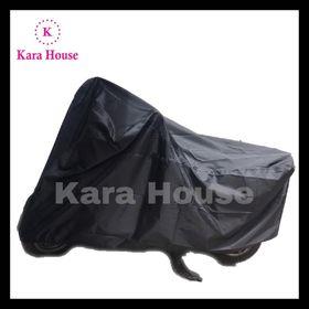 Áo Trùm Xe Máy, Bạt Trùm Xe Máy Vải Dù Cao Cấp Chống nước tuyệt đối Kara House - Nhiều màu giá sỉ