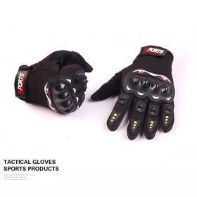 Găng tay kín ngón đi phượt Sport/ Thiết kế gù nổi cứng, giúp bảo vệ tay hiệu quả cả khi bị va đập mạnh giá sỉ