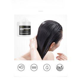 Kem ủ tóc phục hồi tơ tằm, mềm mượt tóc phục hồi tóc xấu tổn pinky pinky 500ml BUMSTORE giá sỉ