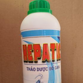 Thảo dược bổ gan hepatic chai 1 lít giá sỉ
