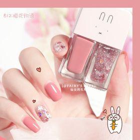 Full Set 2 Chai Sơn Móng Tay Nhũ + Lì Fairy's Gift 2*6ML giá sỉ