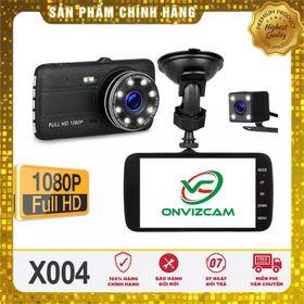 Camera hành trình X004 - 8led