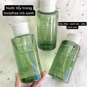 Nước Tẩy Trang Cho Da Dầu Mụn Green Tea Cleansing Water 300ml giá sỉ