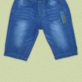 Quần lửng jean bé trai JJ732 giá sỉ