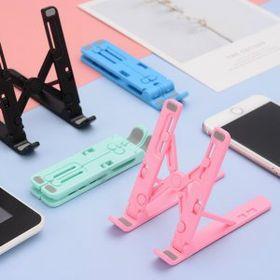 Giá đỡ điện thoại Nhựa mini N01 ( giống giá đỡ laptop ) giá sỉ