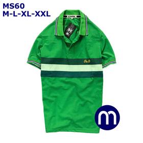 Áo Thun nam cổ bẻ Dry MS60 giá sỉ