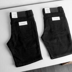 QUần short jeans cao cấp, shỏt đi biền, short nam giá sỉ